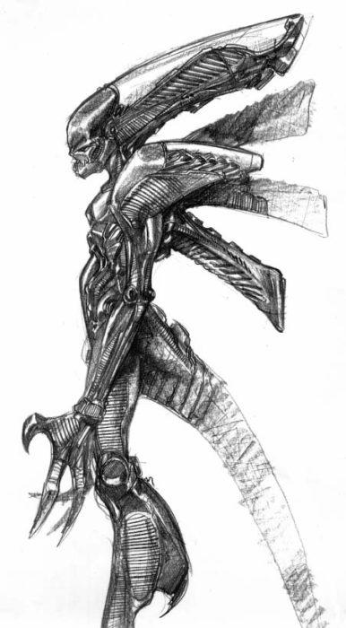 Xenomorph Concept
