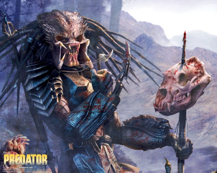 Predator 5 Director Dan Trachtenberg Shares Look At Practical Earth-Bound Prey