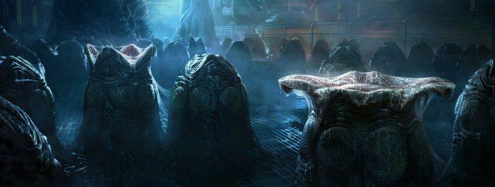 Titan Books New Alien Novel Details Are In! David Barnett's Alien: Colony War!