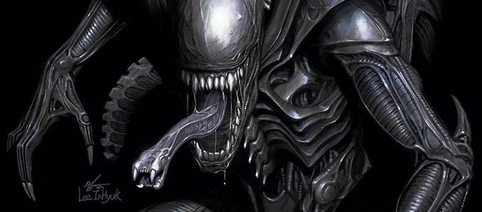 """<h2>""""The Dream Always Begins In The Dark,"""" Reviewing Alien: Bloodlines & Aliens: Aftermath – AvP Galaxy Podcast #135</h2><span class='featuredexcerpt'>We have just uploaded the135th episode of the Alien vs. Predator Galaxy Podcast (right-click and save as to download)! Corporal Hicks, RidgeTop, VoodooMagic and Xenomorphine are back […]</span>"""
